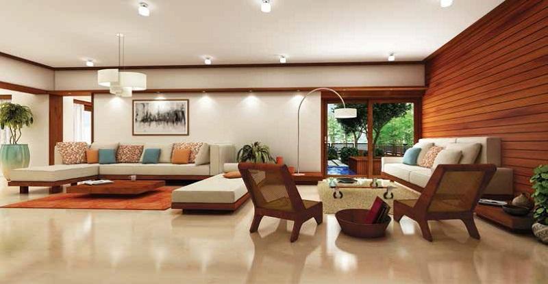 Total Environment Bangalore - Apartments & Villas for sale