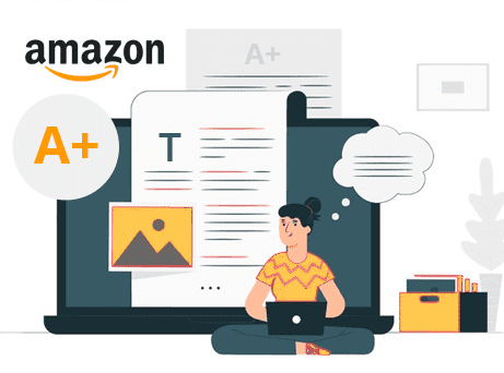 Amazon A+ Content Writing Services and Management - SunTecIndia.net