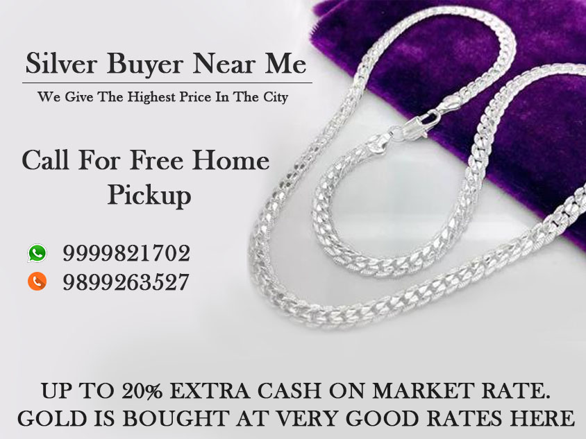 Which Is The Best Place To Sell Silver Ring In Delhi?