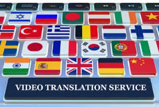 Certified Youtube Vedio Translation Services