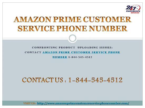 1-844-545-4512 Instant Amazon Prime Customer Service Phone Number