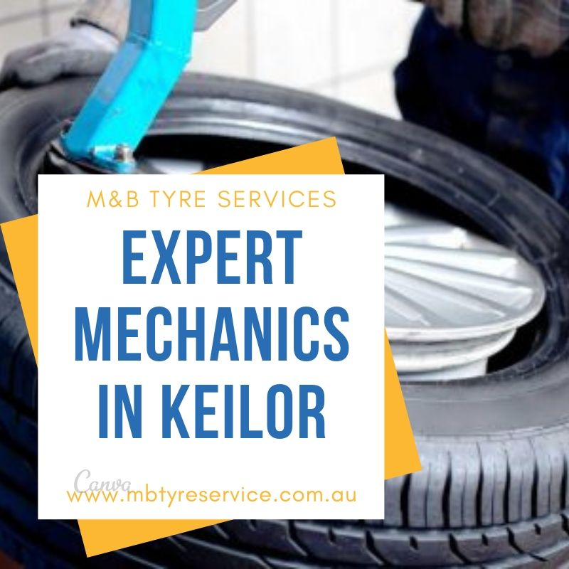 Professional Mechanic in Keilor - M&B Tyre Service