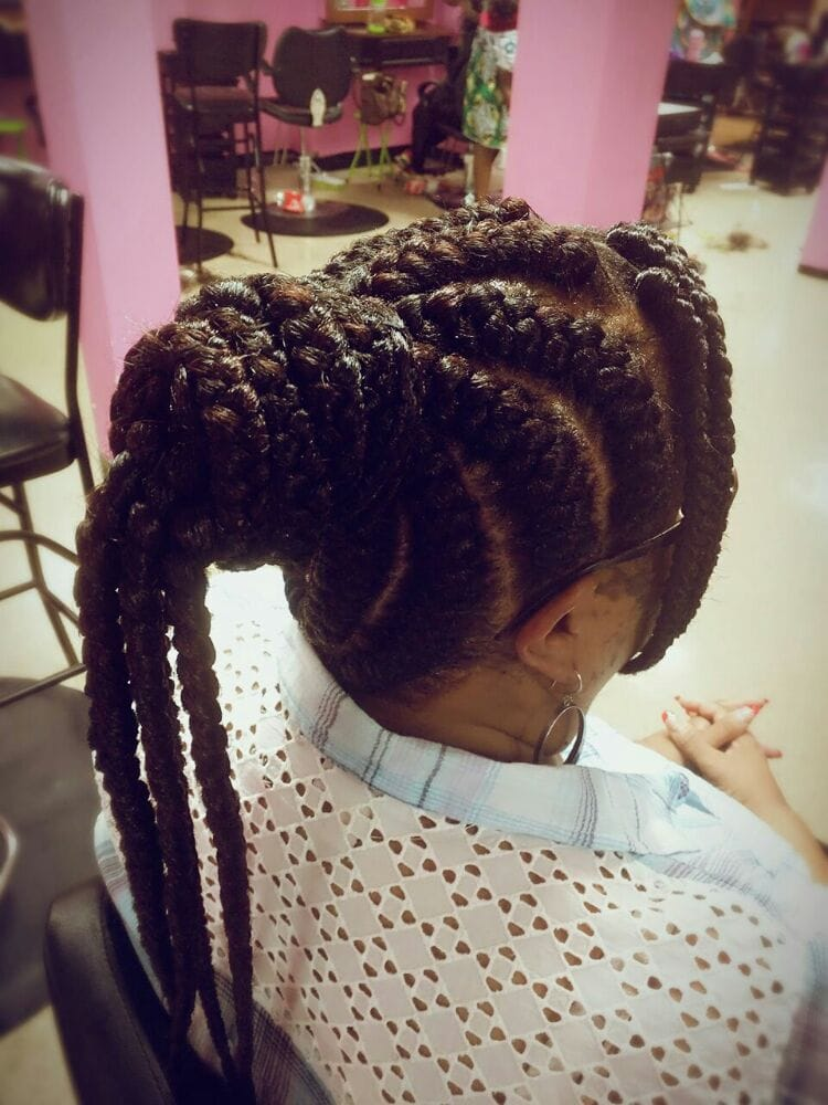 Glamorous Weaving Hairstyle Suitland