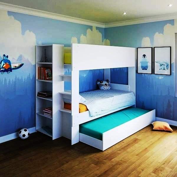 Make Space in Your Kids Room with Bunk Beds from Fitting Furniture