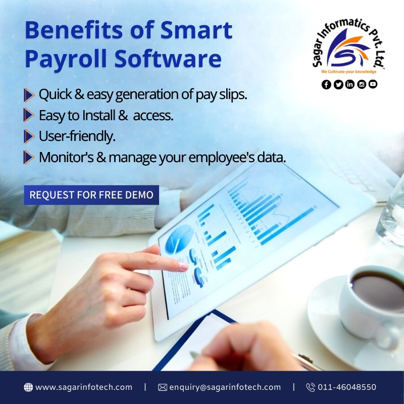 Payroll System, Payroll Software India