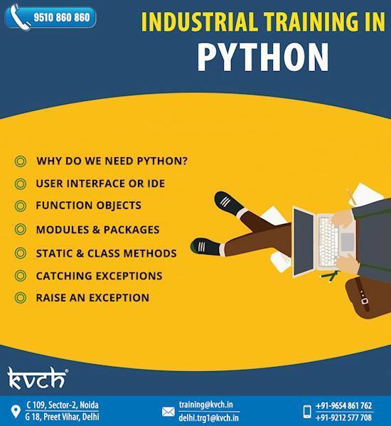 Best Python Training Institute and Classes in Noida