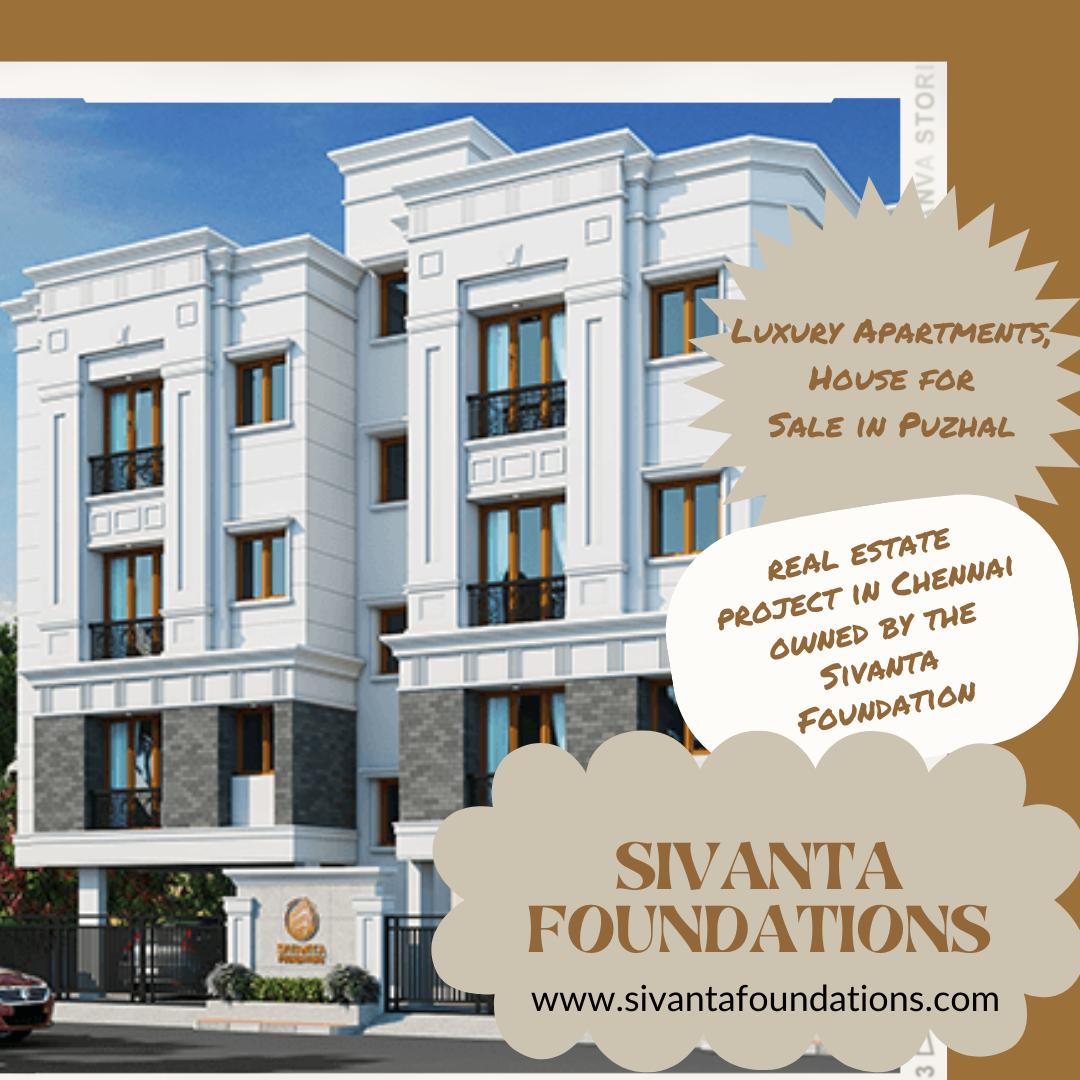 Best Apartments in Puzhal Chennai