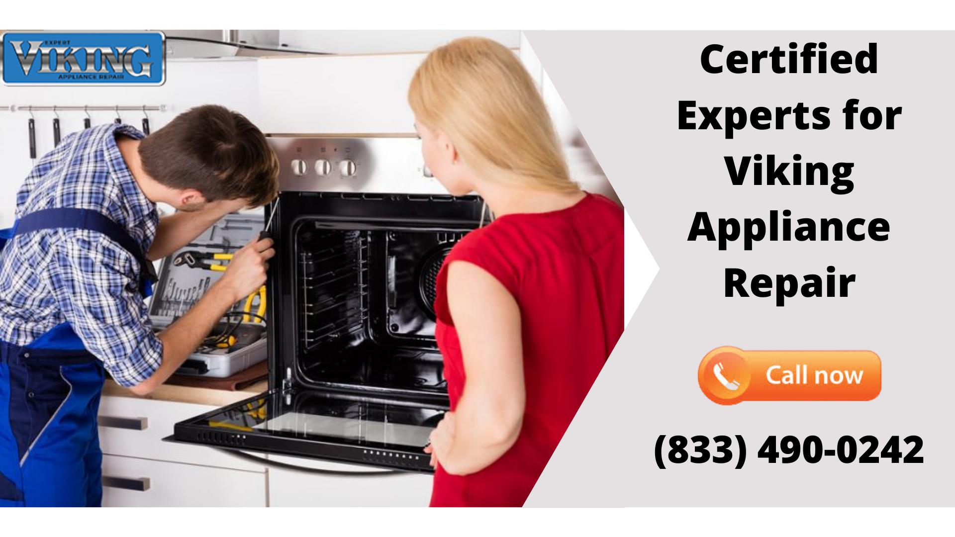 Top-Notch Viking Appliance Repair Service