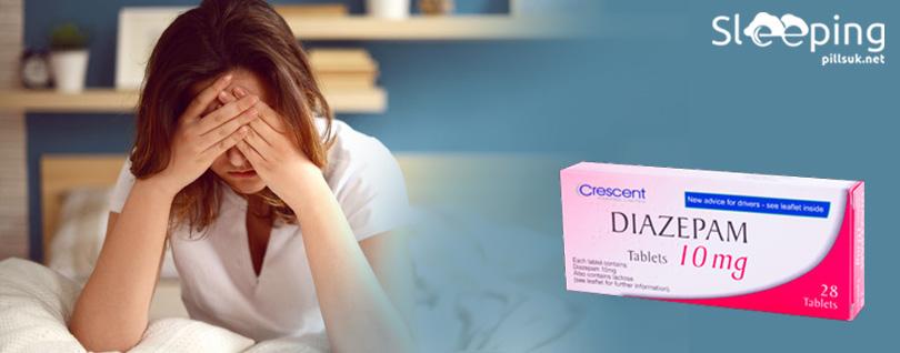 Buy Valium UK to get enough sleep whole night