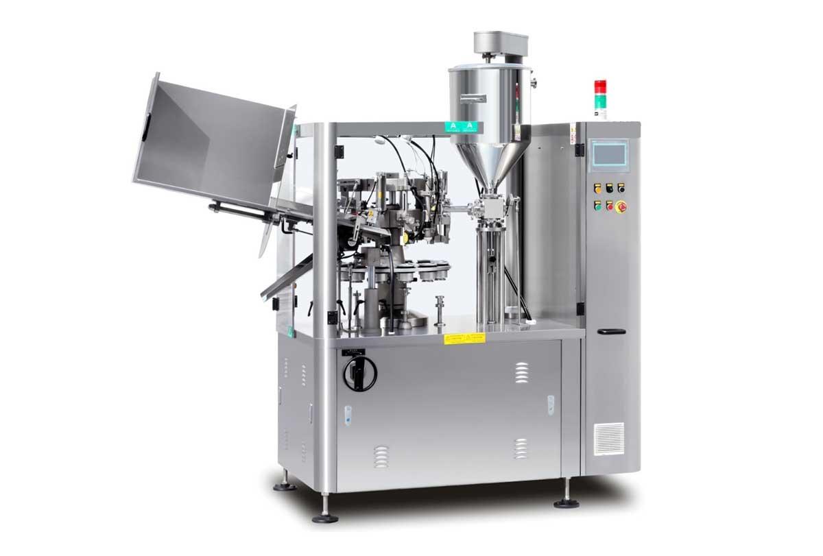 Buy Aluminium Tube Filling and Sealing Machine in USA! titan-rx.com