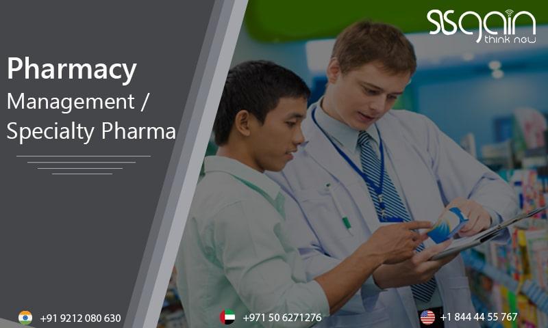 Best Pharmacy Software Development Services in USA   SISGAIN