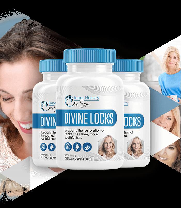 The Divine Locks---Grow hair naturally