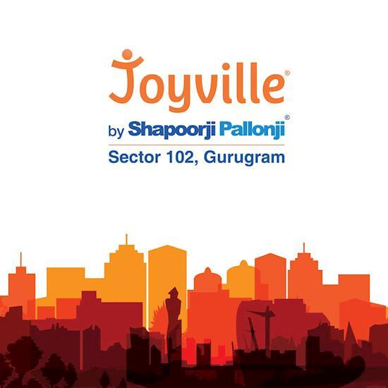 Shapoorji Joyville Gurgaon| Book 2, 3 BHK apartments in 51000 rs.
