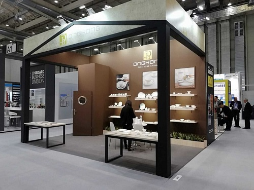 Exclusive Exhibition Stand Contractor Experts in Barcelona