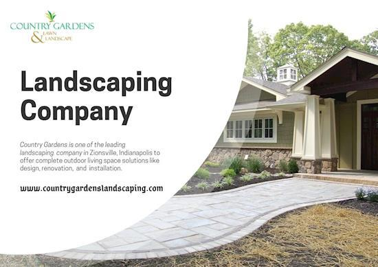 Zionsville Landscaping Company | Country Gardens