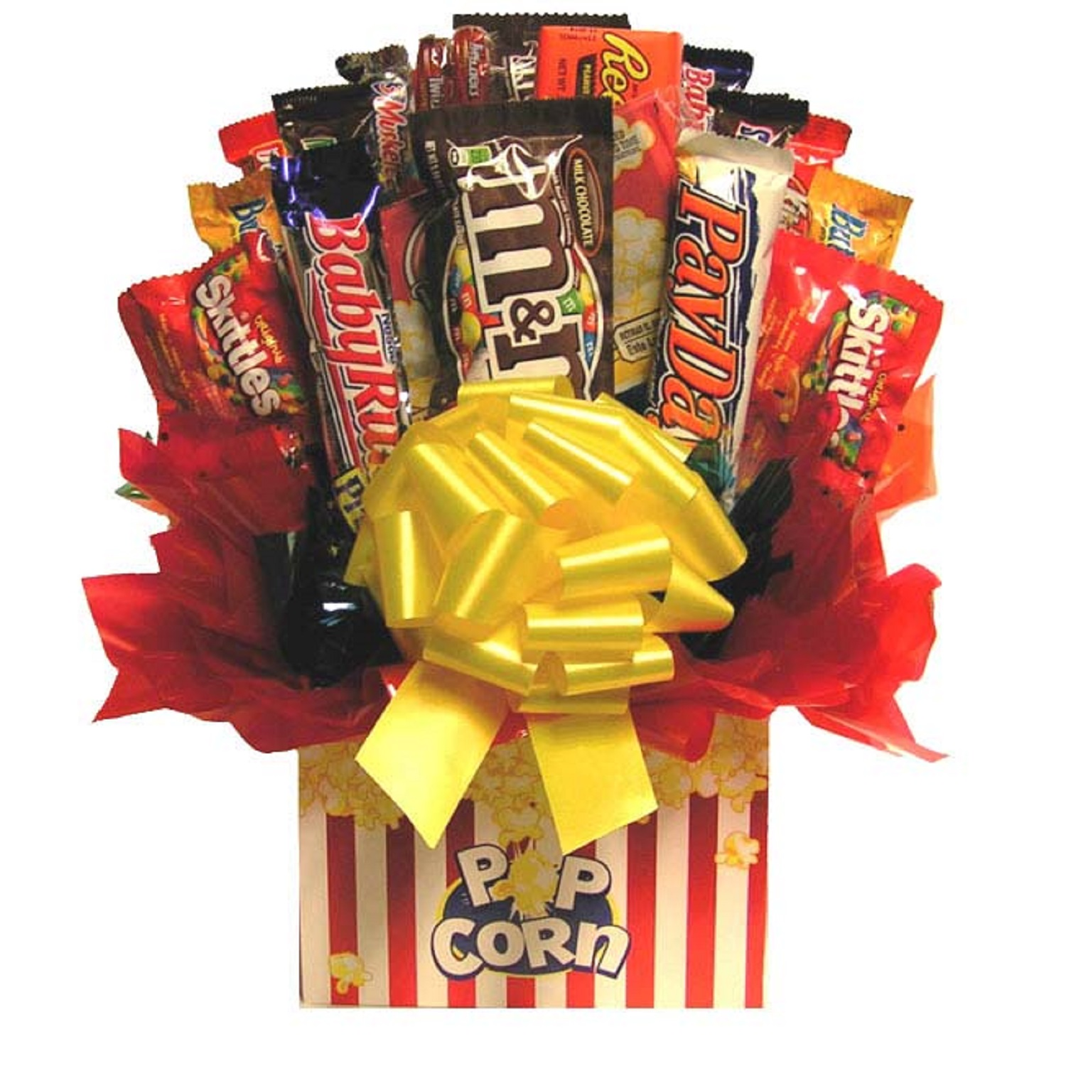 Christmas Candy Bouquets
