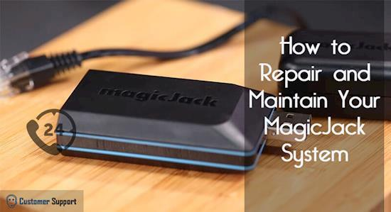 How to Repair and Maintain Your magicJack Device | 1-888-239-5201 Toll Free