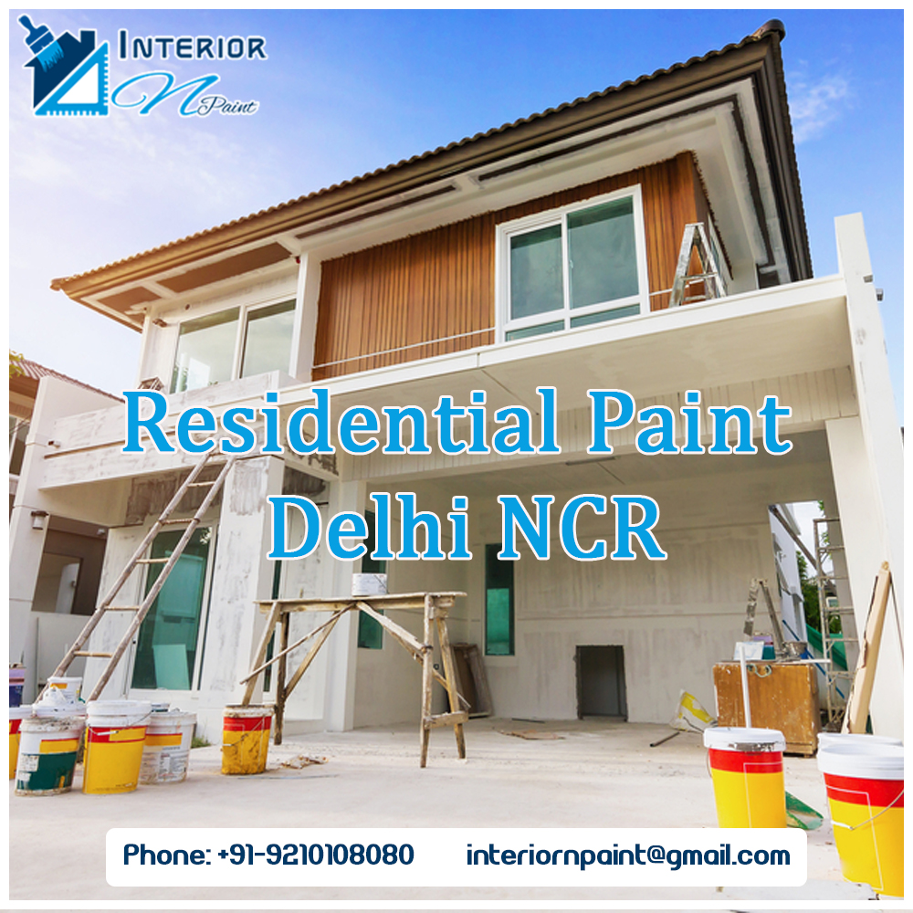 Are you looking for residential paint for unique painting?