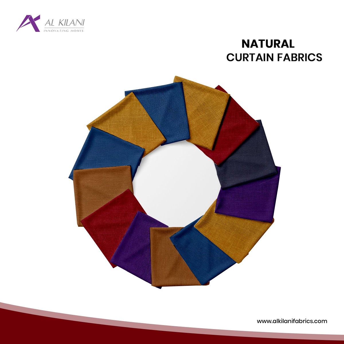 Roller Blinds and Curtain Fabrics for wholesale