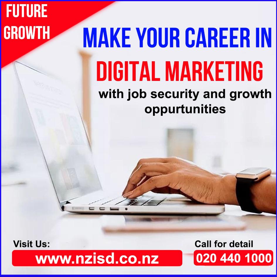 Learn Digital Marketing at the Digital Marketing Institute Auckland & NZ