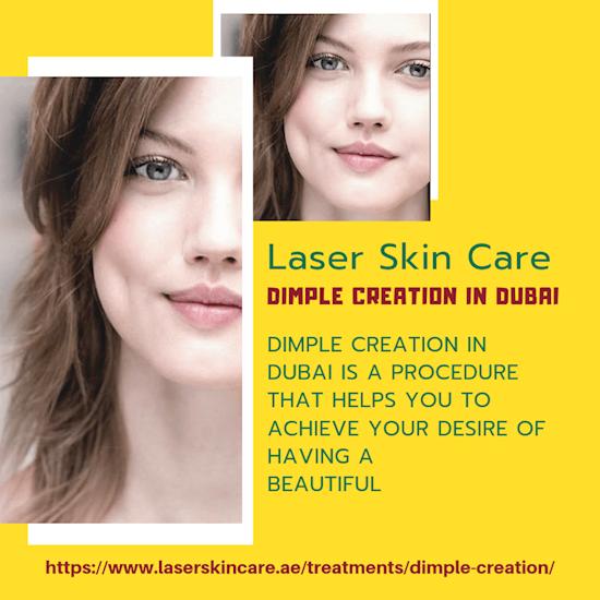 Dimple Creation in Dubai