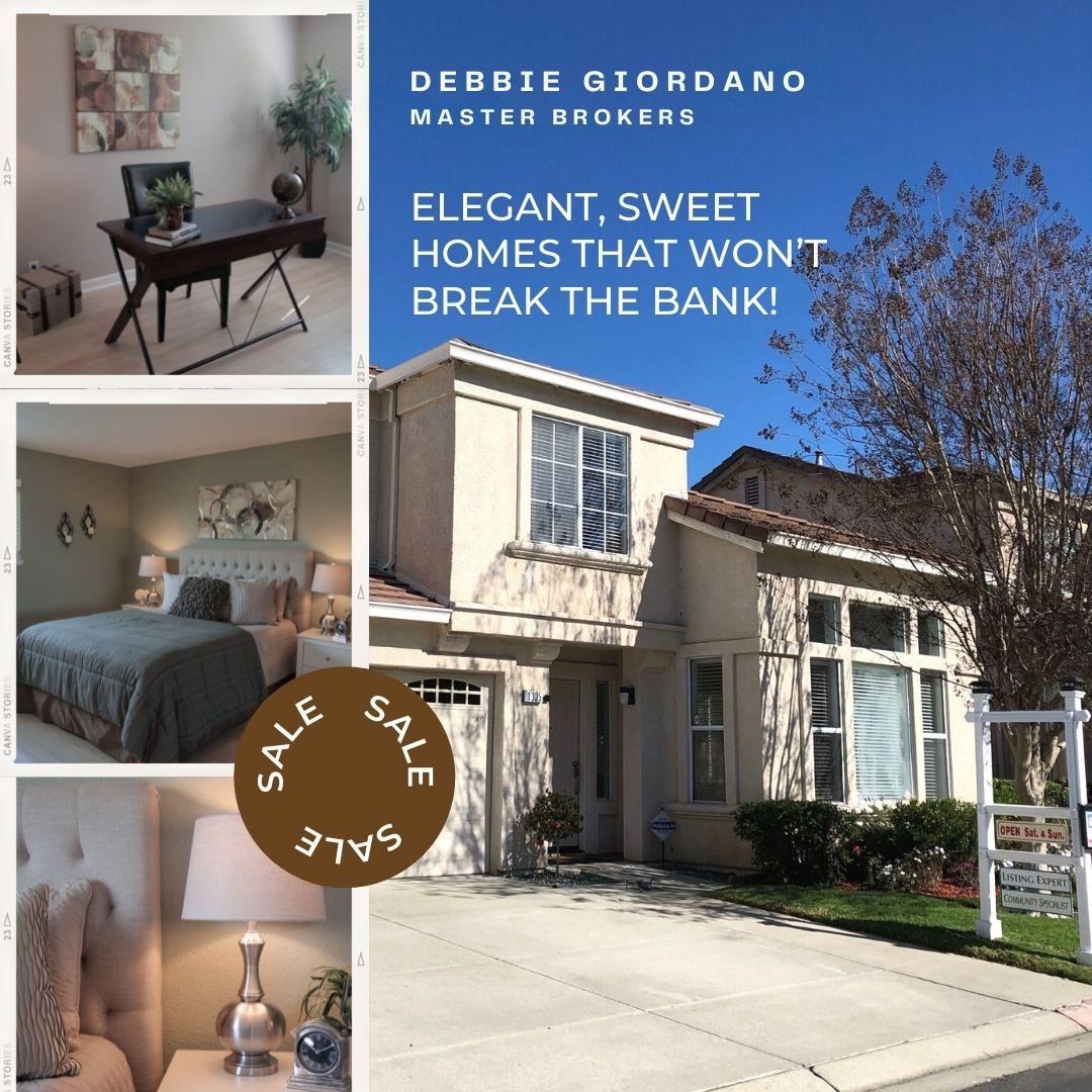 Elegant, sweet homes that won't break the bank!