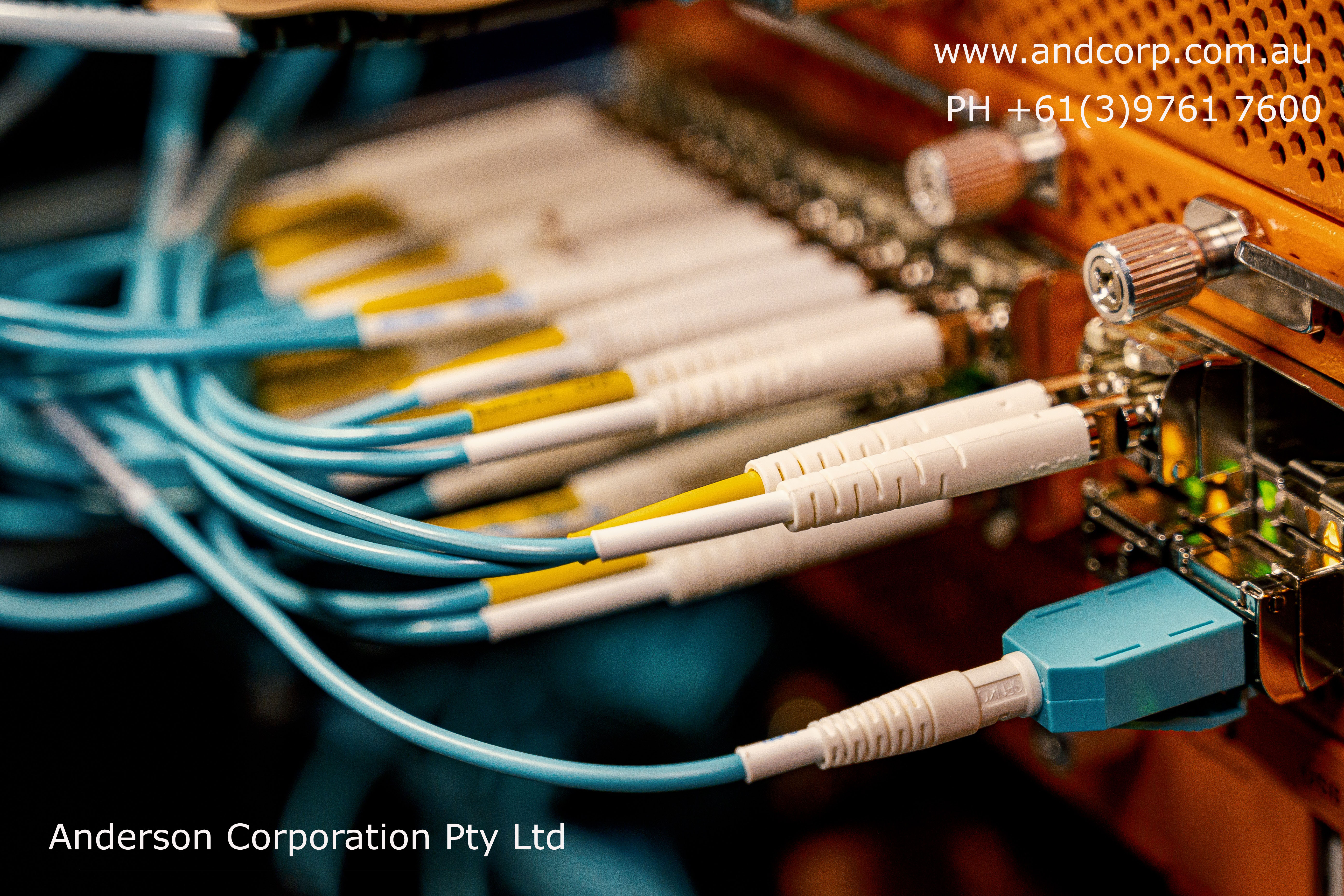 Why Fibre Optic Cable is preferred over others?