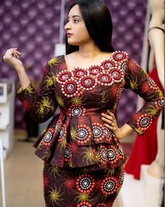 Get Ethic Modern African clothing