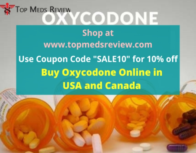 Buy Oxycodone Online Overnight In USA