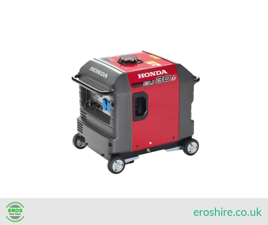 Hire a Generator at a Small Price | Eros Hire