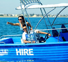 Get Reliable Melbourne Boat Hire Service