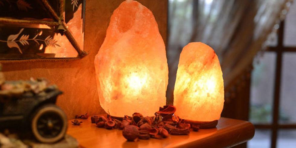 Himalayan Rock Salt Natural Lamps | Al Fajar Enterprises