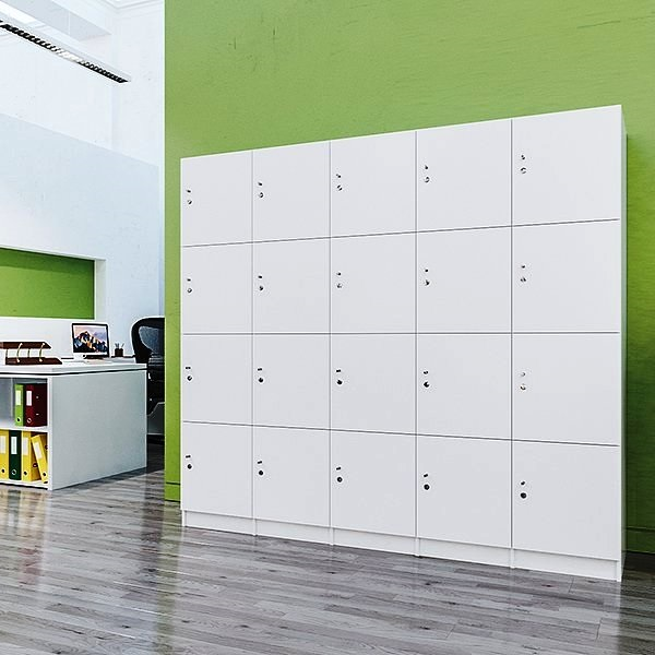 Fitting Furniture Locker Banks: Offers Best Quality and Customizable Office Locker Systems
