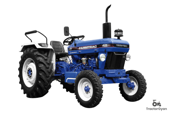 Farmtrac 45 Classic Features in India 2021| Tractorgyan
