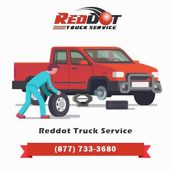 Truck Repair and Used Tires New Jersey, NJ