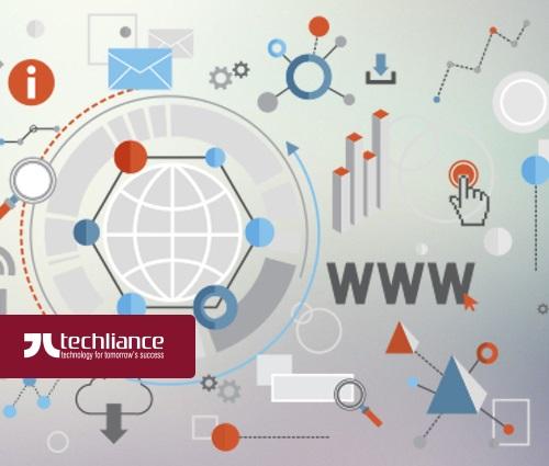 Web Development for making Interactive & Responsive Websites