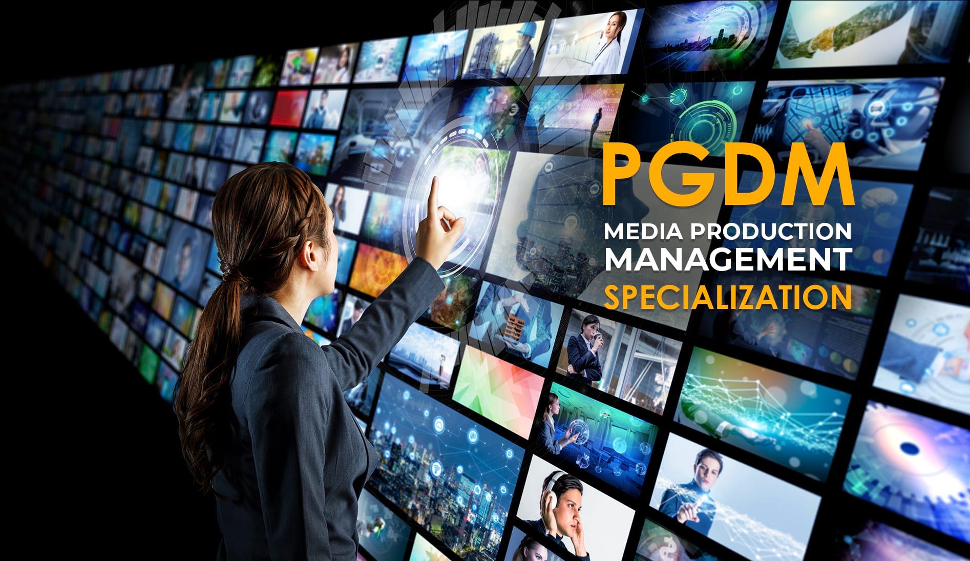 Media Production Management Course