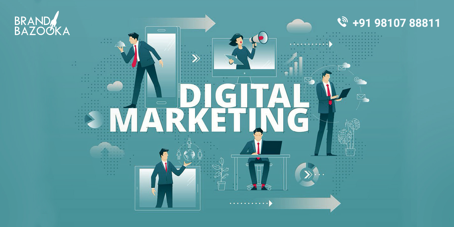 Excellent Digital Marketing Agency~ Brand Bazooka