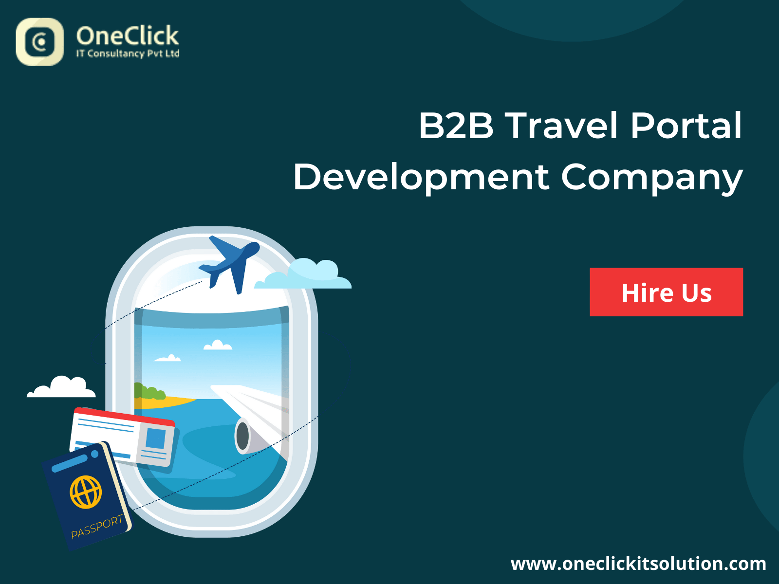 B2B Travel Portal Development Company in USA