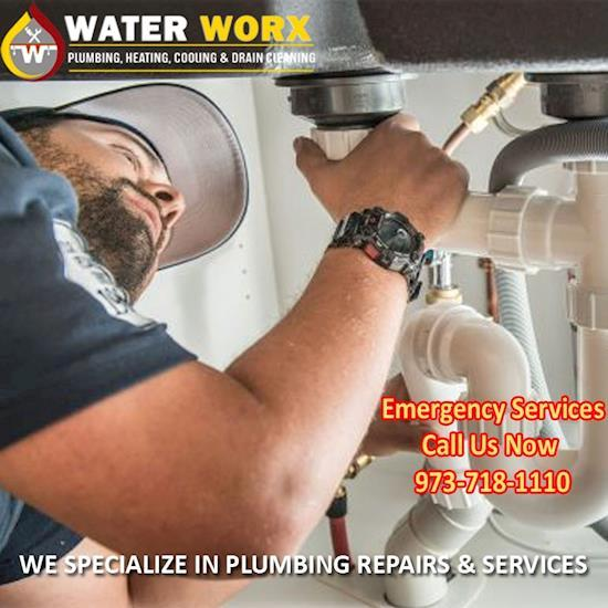Residential Plumber | Plumbing Services in Bergen and Hudson County, NJ