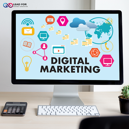 Get the Best Digital Marketing Services to Promote Your Brand - L4RG