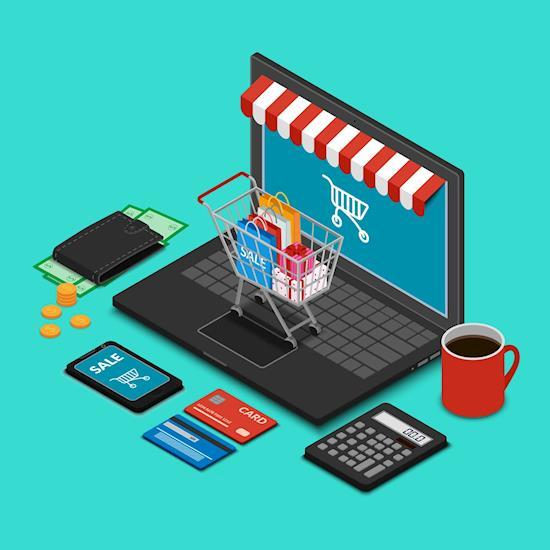 Promote your brand online with an effective eCommerce store!