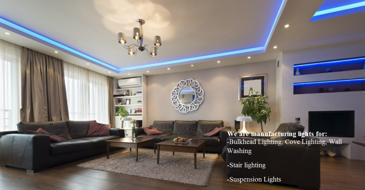 Light Up your House with Top-Quality LED Aluminum Channel