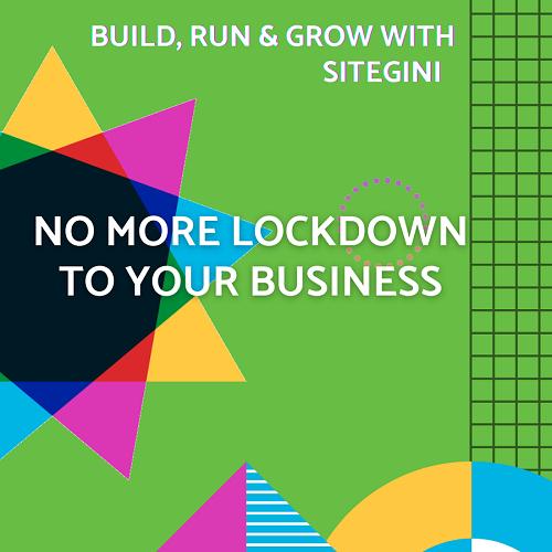 Signup for best websites builders for free at SiteGini
