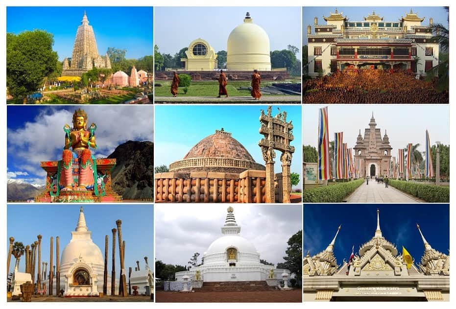 Indian Bodh Gaya Tour packages