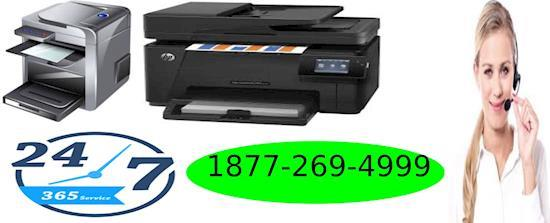Wireless Printer Contact 1877-269-4999 HP Printer Technical Support Number