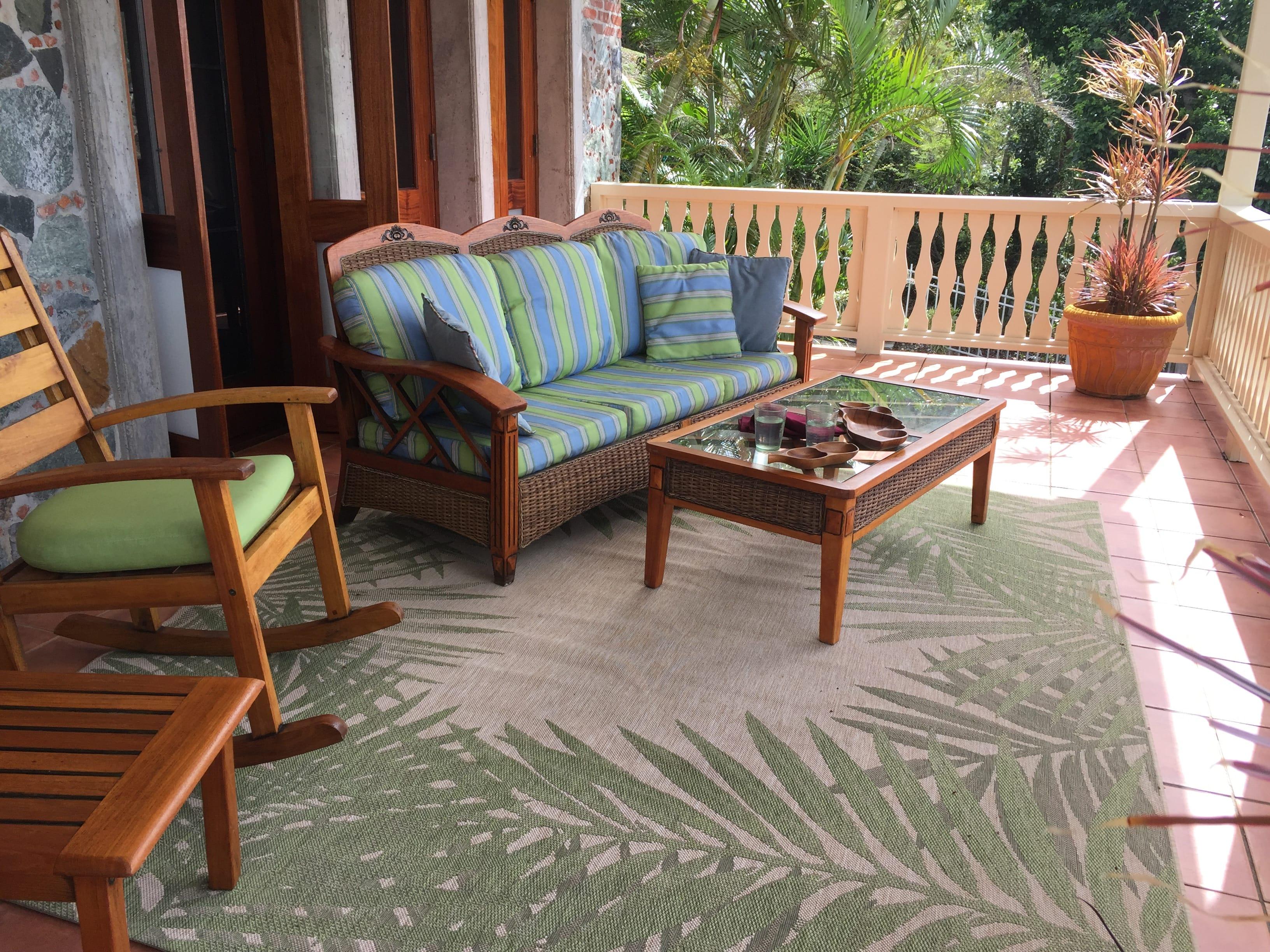 Beach View Vacation Villa Rentals USVI