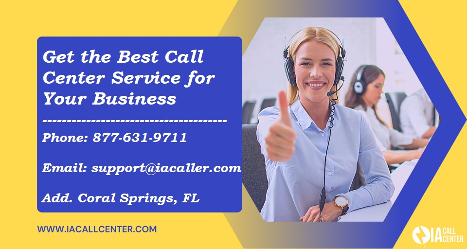 Find the best call center service for your business