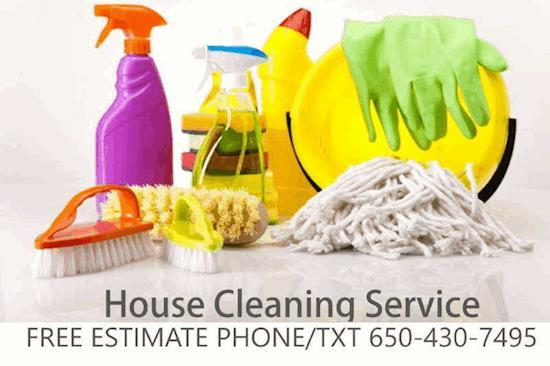 The Best House Cleaning Services in San Francisco and Peninsula