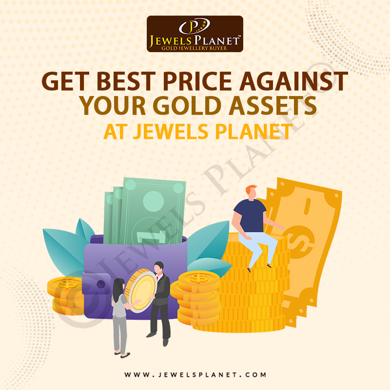 Best Place to Cash for Gold in Delhi